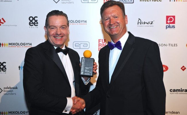 Desso wins Mix Interior's Product of the Year Award