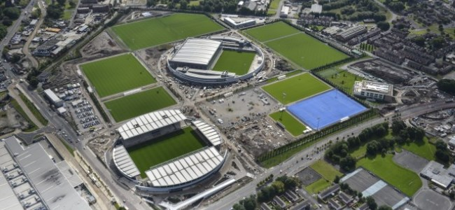 Desso pitches at Manchester City Football Academy_2