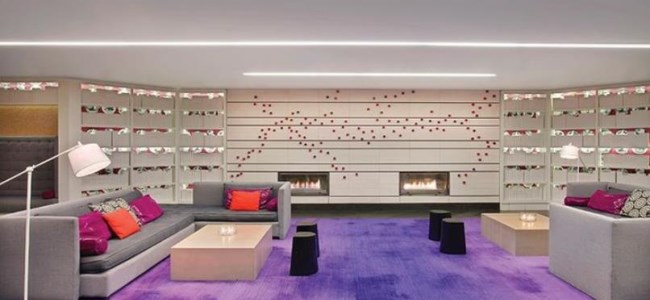 Victory for Virserius Studio design Hyatt Regency Montréal equipped with Desso Carpets