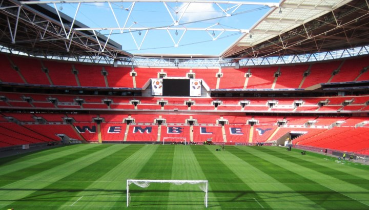Desso GrassMaster hybrid grass at Wembley stadium