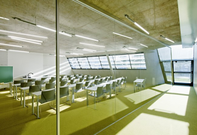 Desso carpet at Linz University