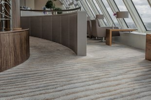 Desso Axminster carpet at TUI Cruises Mein Schiff II
